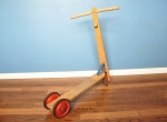 VERO vintage wood scooter 1950s.JPG