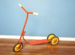 original vintage german kids scooter.JPG